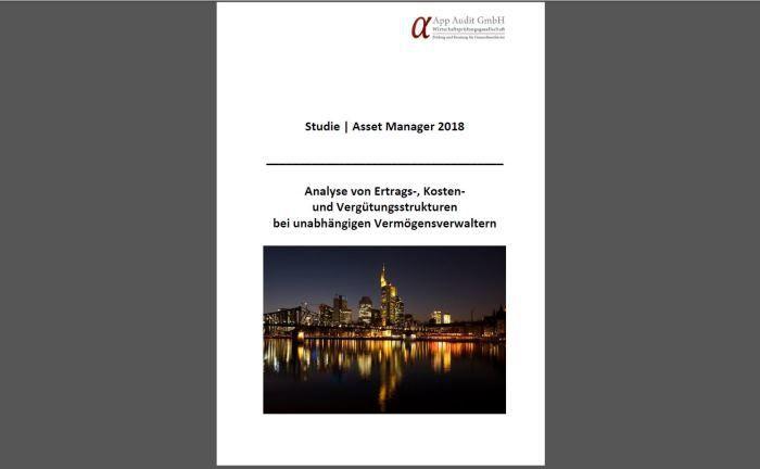 Studie von App Audit: Provisionsüberschüsse von Vermögensverwaltern erstmals rückläufig