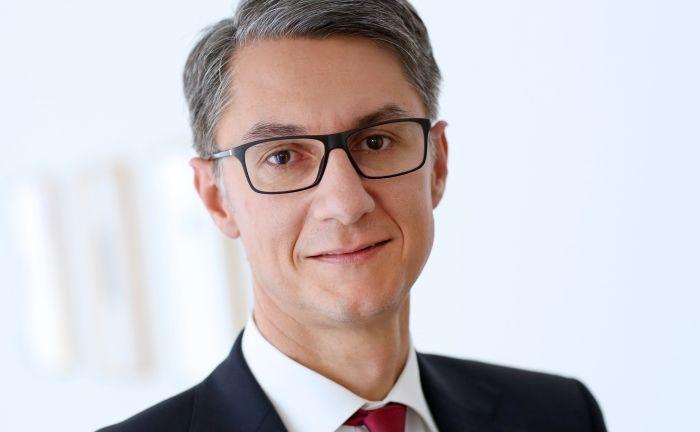 """LLB-Chef Roland Matt: """"Wir haben rund 400 Millionen Schweizer Franken an überschüssigem Kapital, das wir für Fusionen und Zukäufe einsetzen können""""."""