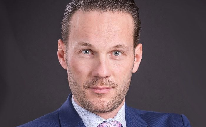 Gabriel Spirig ist Leiter Distribution & Business Development bei Lombard International Assurance. | © Lombard International Assurance
