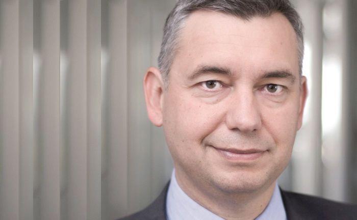 Marcel van Leeuwen ist Vorsitzender der Geschäftsführung der Deutschen Wertpapiertreuhand. |© DWPT