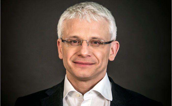 Jean-Guillaume Péladan: Der Sycomore-Fondsmanager betont das E beim ESG-Investments (Environmental, Social and Governance) und setzt auf die Gewinner der so genannten Dekarbonisierung, also das Umstellen der Energiewirtschaft auf einen niedrigeren Ausstoß von Kohlenstoff.|© Sycomore Asset Management