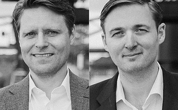 Die beiden Gründer und Gesellschafter Marc Heemskerk (l.) und Maximilian zu Sayn-Wittgenstein