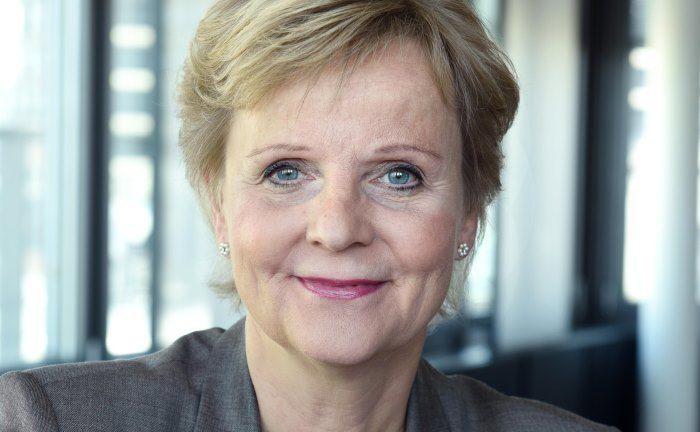 Bettina Poullain: Die Privatkunden-Vorständin ist die einzige Frau in dem Gremium der Haspa.