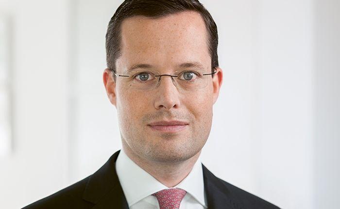 Stephan A. Zwahlen steht seit Februar 2016 an der Spitze der Privatbank Maerki Baumann & Co. |© Maerki Baumann & Co.