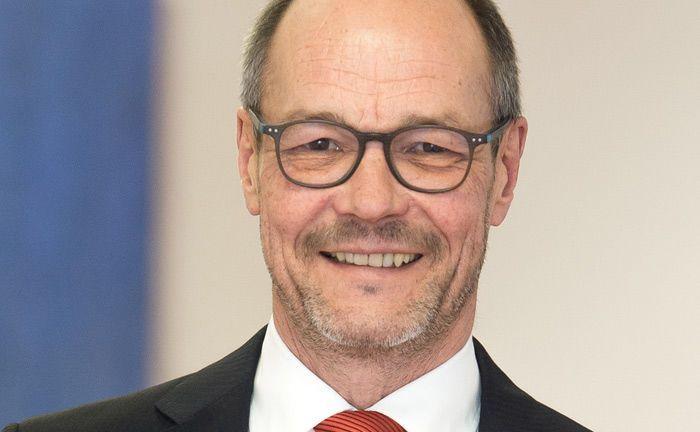 Wolfgang Busch, zuständig für das Private Banking bei der Sparkasse Hilden, Ratingen, Velbert (HRV), wird 2019 nach mehr als 40 Jahren seine aktive Laufbahn beenden.|© Sparkasse Hilden, Ratingen, Velbert (HRV)
