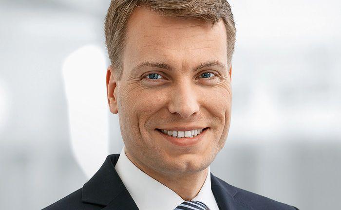 Richard Fietz wird ab Otkober 2018 in leitender Funktion fachlich bundesweit das Private Banking der Apobank verantworten.|© Deutsche Apotheker- und Ärztebank