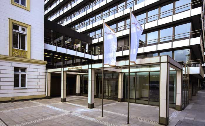 Zentrale der Privatban Berenberg in Hamburg|© Berenberg Bank