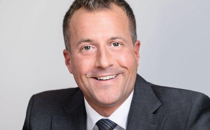 Dr. Christian Bluhm ist seit 2016 Risikochef von UBS.|© UBS