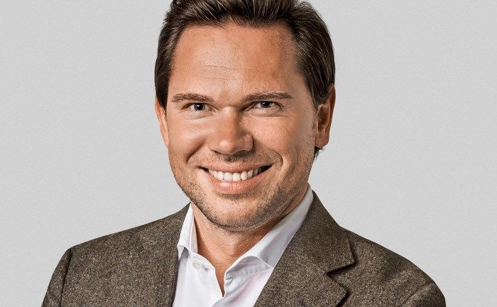 Sebastian Hasenack ist Mitgründer und einer der Geschäftsführer beim digitalen Vermögensverwalter Investify.|© Investify