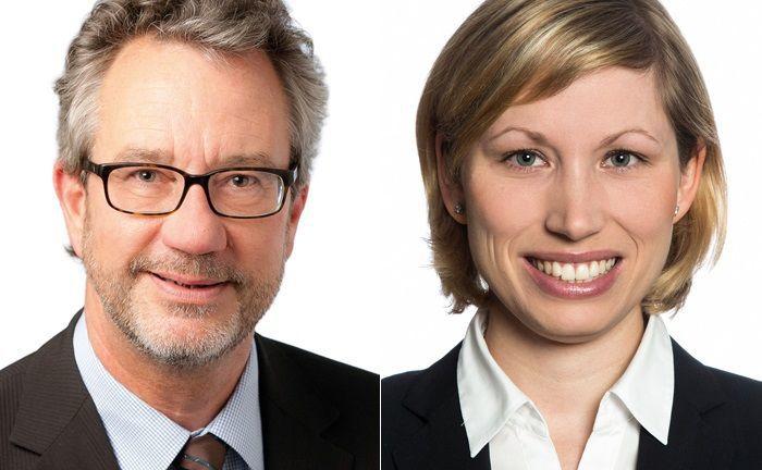 Wolfgang Galonska und Mareike Gehrmann von der internationalen Wirtschaftskanzlei Taylor Wessing: Trotz des eindeutig klaren Urteils des BGH könnte die Diskussion um das digitale Erbe jetzt erst richtig losgehen.|© Taylor Wessing