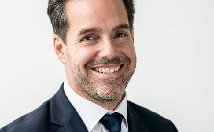 Tim Bütecke von HFH Immobilien und Exporo.