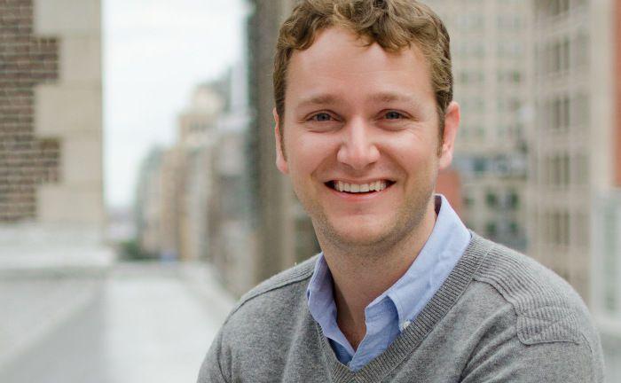 Betterment-Gründer und -Chef Jon Stein. Der Robo-Advisor bietet seit vergangenem Jahr auch traditionelle Finanzberatung an.