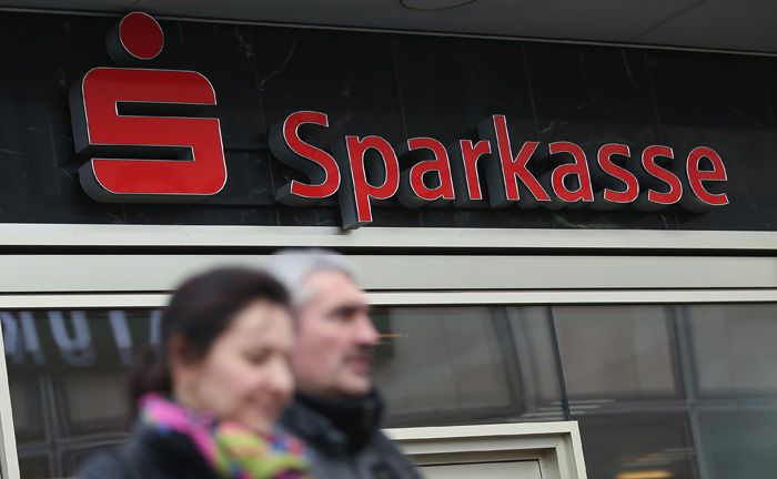 Sparkassen-Logo: Die Kreissparkasse Waiblingen sucht derzeit einen Private-Banking-/Wealth-Management-Berater. | © Getty Images