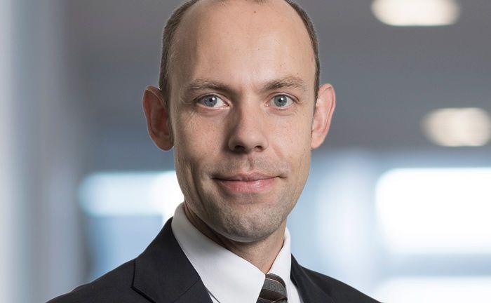 Johannes Zahn ist Geschäftsführer von Connos, einem Unternehmen der Asset-Servicing-Abteilung der Institutional Investors Group (2IG).|© Connos