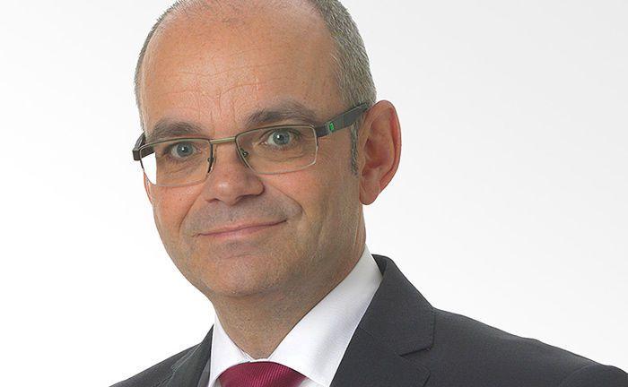 Von Düsseldorf nach Essen: Ulrich Endemann leitet seit kurzem das Wealth-Management-Marktgebiet Essen der Deutschen Bank.