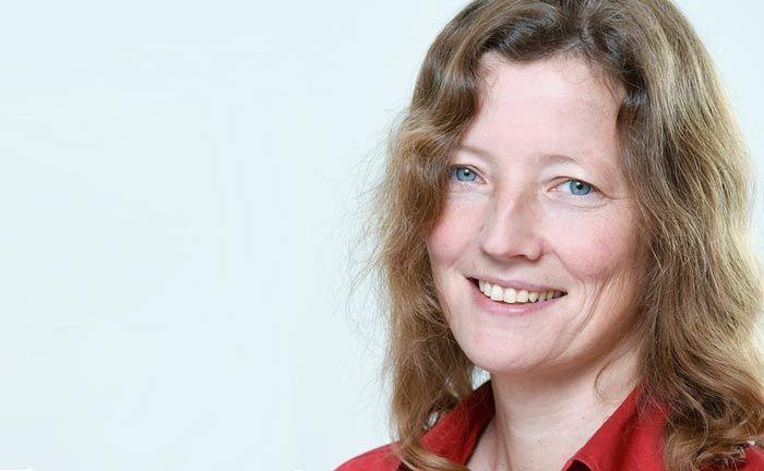Antje Bischoff leitet die Stiftungsforschung des Bundesverbandes Deutscher Stiftungen. |© Bundesverband Deutscher Stiftungen
