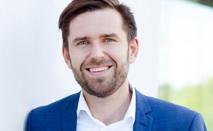 Martin Wendt ist Leiter des Avalgeschäfts für Großunternehmen bei Euler Hermes in Deutschland.  |© Euler Hermes
