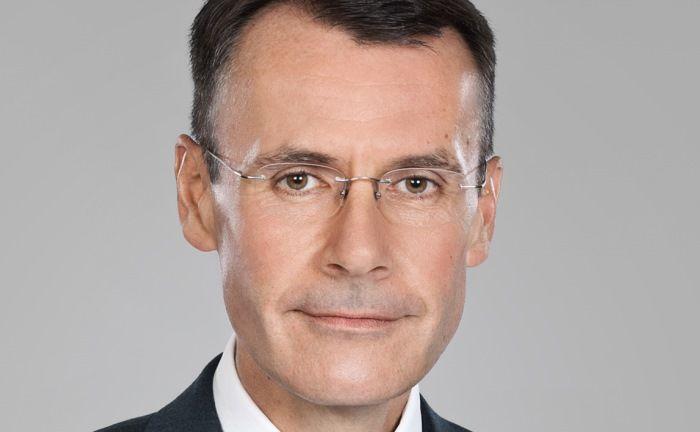 Hermann J. Merkens ist Vorstandschef der Aareal Bank. |© Aareal Bank