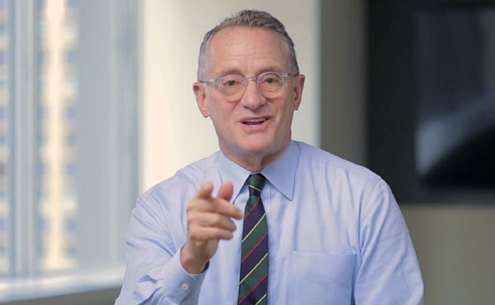 Howard Marks ist Mitgründer von Oaktree Capital Management.  | © Oaktree Capital Management