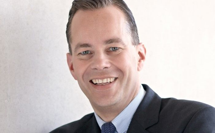 Alexander Leisten leitet das Deutschlandgeschäft von Fidelity International.|© Fidelity