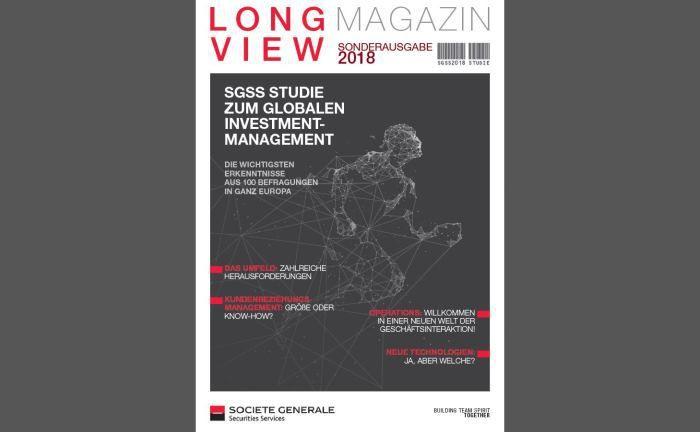 Für die Studie von SocGén Securities Services wurden 100 Führungskrafte von 66 Unternehmen befragt. |© SocGén Security Services