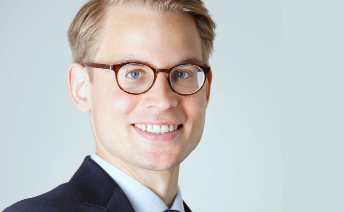 Nils-Peter Gehrmann übernimmt mir sofortiger Wirkung das Management des Nebenwertefonds Warburg Fonds Small & Midcaps Deutschland.|© Warburg Invest