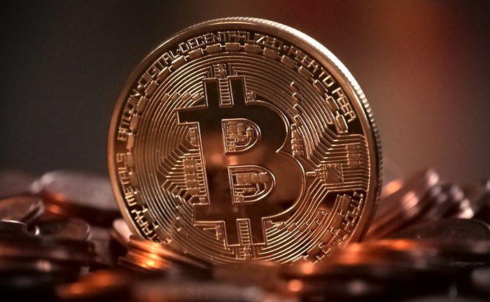 Ein Bitcoin: Die Verwahrung der digitalen Assets bereitet der Finanbranche mangels erprobter Systeme noch Probleme.|© Pixabay