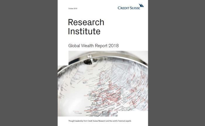 Der Credit Suisse Global Wealth Report 2018