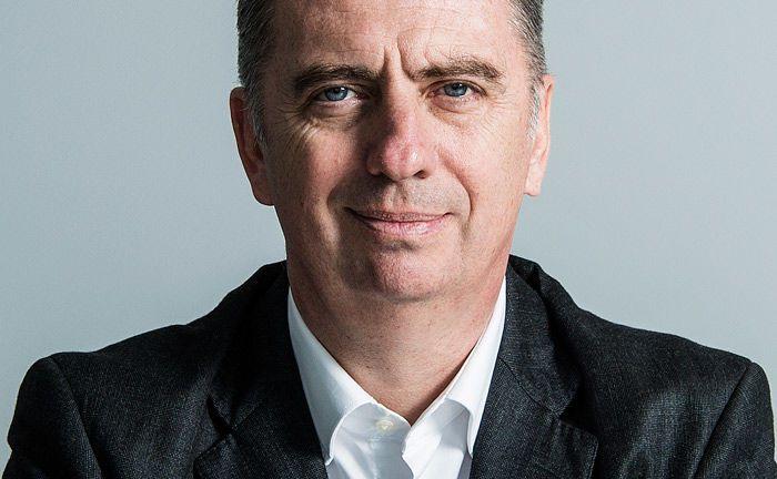 Vorstandschef Nicolas Moreau muss die DWS verlassen.|© DWS