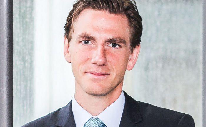 Maximilian Kunkel ist Investmentchef des Wealth Managements der UBS in Deutschland.