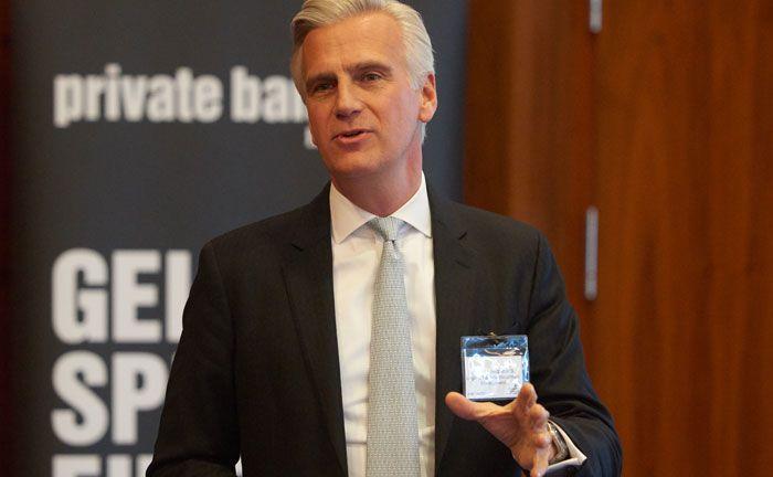 Philipp Graf von Königsmark, Leiter Wholesale-Vertrieb bei LGIM Deutschland. |© Andreas Mann