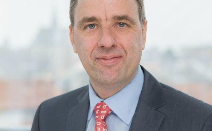 Bernd Neumann ist Finanzvorstand der Frankfurter-Leben-Gruppe.