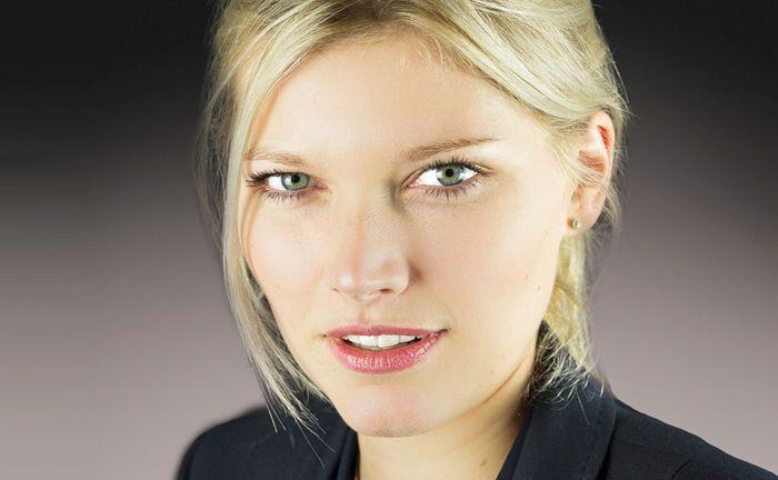 Katharina Poeter ist Kundenberaterin bei Palico und verantwortet den Ausbau den Pariser Fintechs in der D-A-CH-Region.|© Palico