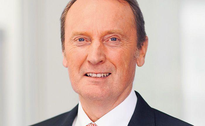 Hans-Walter Peters ist Präsident des Bankenverbandes deutscher Banken (BdB).