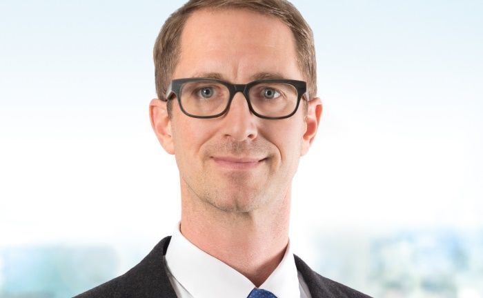 Urs Schubiger leitet das Team für quantitativen Strategien bei Aquila Capital. | © Aquila Capital