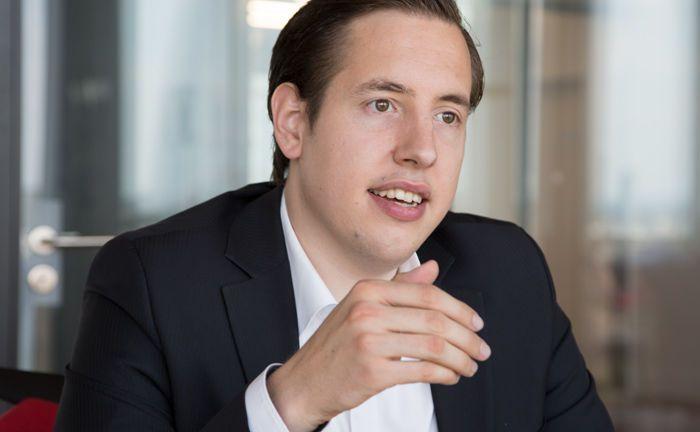 Lars Reiner, Gründer und Geschäftsführer von Ginmon, im Gespräch: Der digitale Vermögensverwalter ändert 2019 sein Gebührenmodell und streicht unter anderem die Erfolgsbeteiligung von 10 Prozent.|© Ginmon