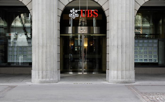 """Hauptsitz der UBS in Zürich: Nach dem Titel """"Best Global Private Bank"""" im Jahr 2017 müssen sich die Schweizer in diesem Jahr einem Wettbewerber geschlagen geben."""