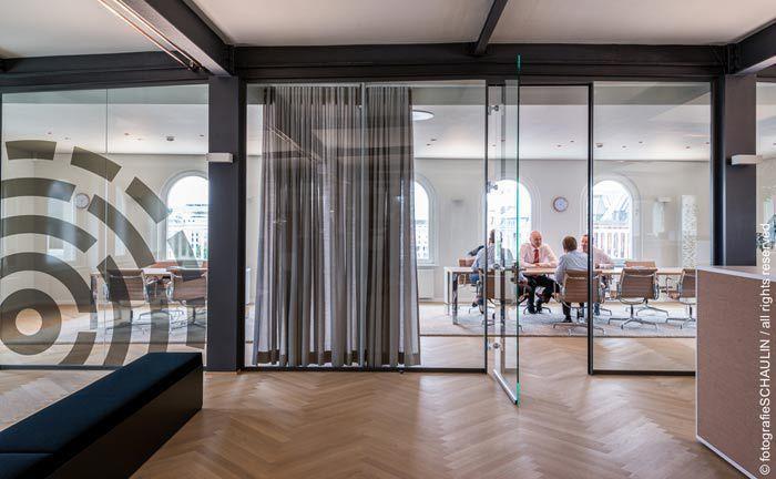 Seit Anfang 2016 ist das Kontora Family Office im Prien-Haus an Hamburgs Binnenalster beheimatet.