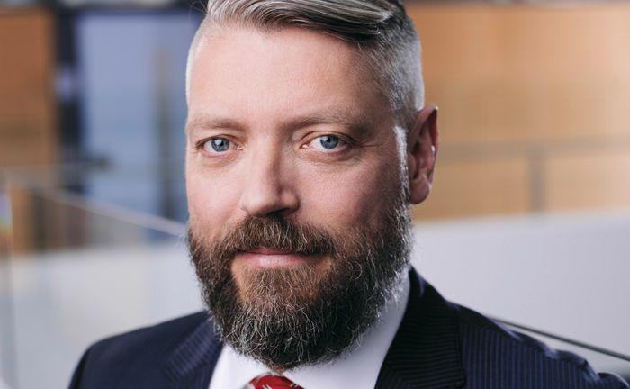 Alexander Höptner ist Sprecher der Geschäftsführung der Boerse Stuttgart.|© Börse Stuttgart