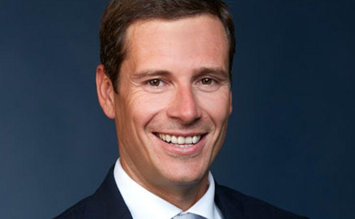 Nikolai Dëus-von Homeyer ist Geschäftsführer von NAS Invest.