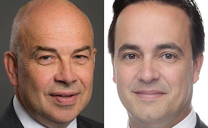 Oliver Brandt (l.) und Moritz Weiß werden 2019 als geschäftsführende Gesellschafter zu Stepwise Capital stoßen.