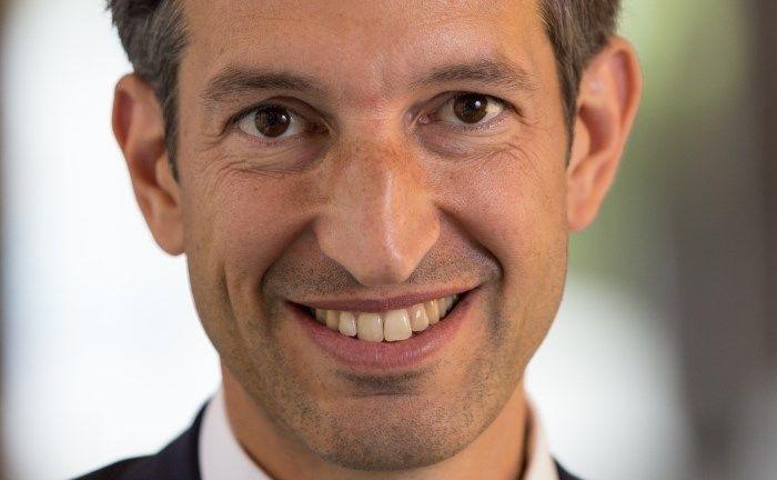 Marc Homsy, Leiter Anlagenvertrieb Deutschland Danske Invest warnt vor dem neuen Sektor der Kommunikationsdienstleistungen