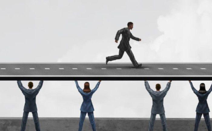 Institutionelle Investoren sind auf die Unterstützung von Dienstleistern angewiesen. |© Telos