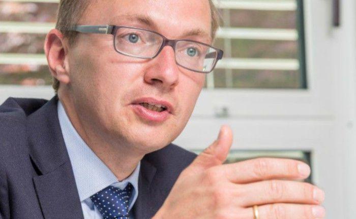 Geht zur Talanx: Patrick Dahmen tritt zum 1. Januar 2019 in den Vorstand der Talanx Deutschland ein.|© Jürgen Bindrim