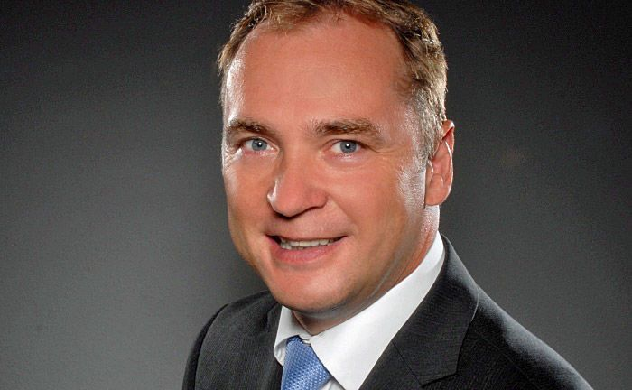 Der Leiter im Vermögensmanagement von EJS und PGD, Jens Güldner, treibt die Umbaumaßnahmen voran.