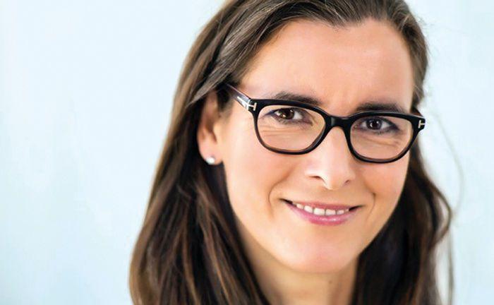 """Anette Bickmeyer, selbstständige Beraterin: """"Die Unternehmen wollen sich in Nachhaltigkeits-Rankings einen schlanken Fuß machen."""""""