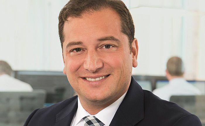 Tindaro Siragusano: Er gründete im November 2017 mit sechs Kollegen die Hamburger Fondsboutique 7Orca.