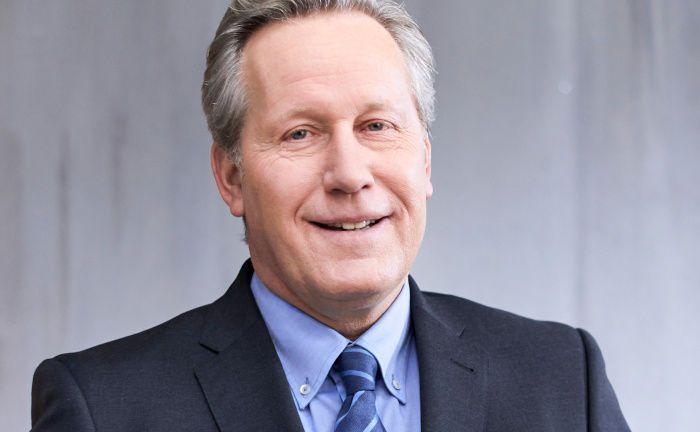 Der Geschäftsführer von Intreal, Michael Schneider, hat künftig einen zweiten Gesellschafter im Haus.