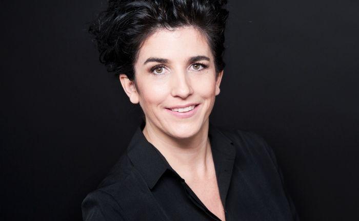 Salome Preiswerk, Gründerin und Geschäftsführerin bei Whitebox.|© Whitebox