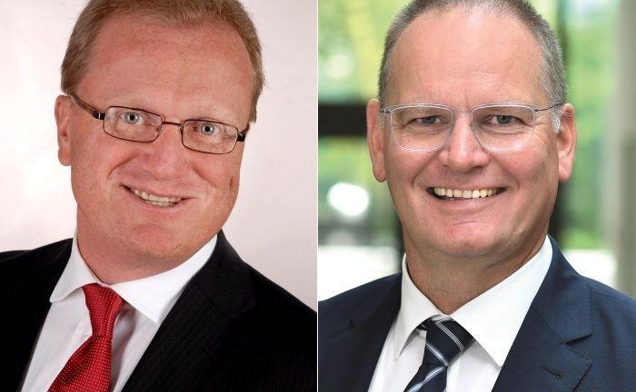 Michael Di Martino (l.) und Thomas Kleffmann|© Hauck & Aufhäuser